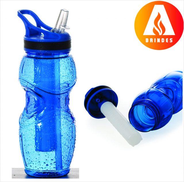 Squeeze Plástico para Brindes 600ml