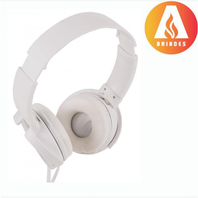Headfone com Microfone Promocional