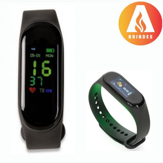 Pulseira Smartwatch para Brindes