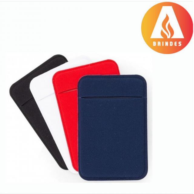 Adesivo Porta Cartão para Celular Personalizado