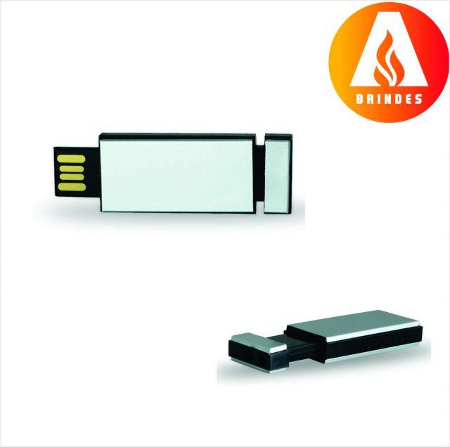 Pen Drive 4GB Retrátil para Brindes