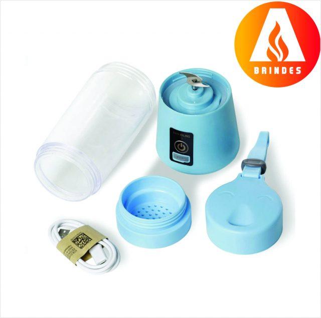 Mini Liquidificador Smart 380ml Promocional
