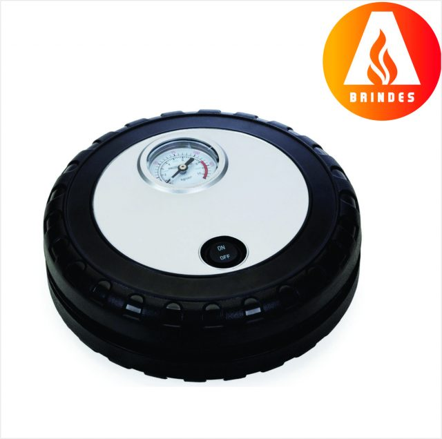 Compressor de Ar Portátil para Brindes
