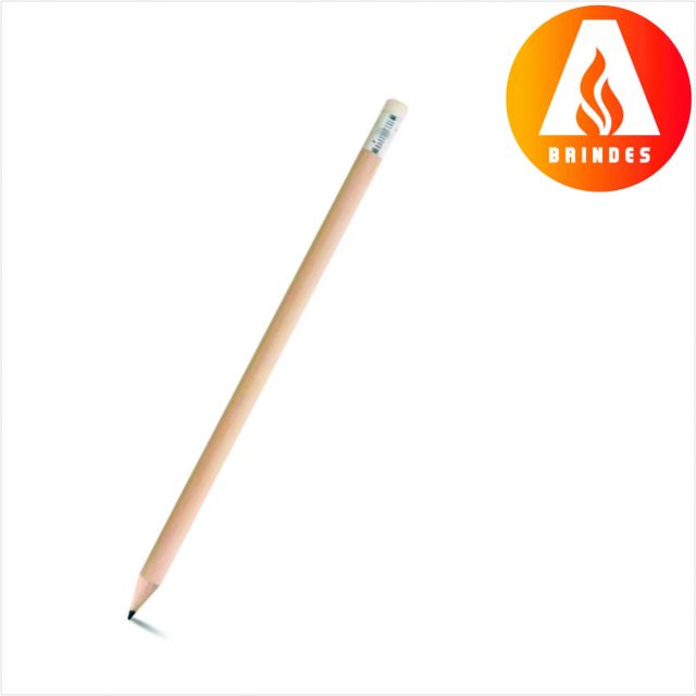 Lápis com Borracha Personalizado
