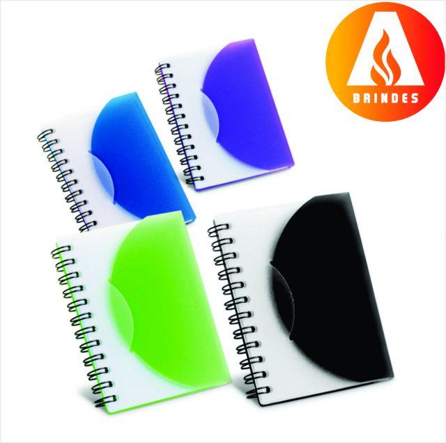 Caderno Personalizado para Brindes