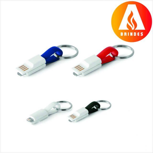 Cabo USB com Conector Personalizado