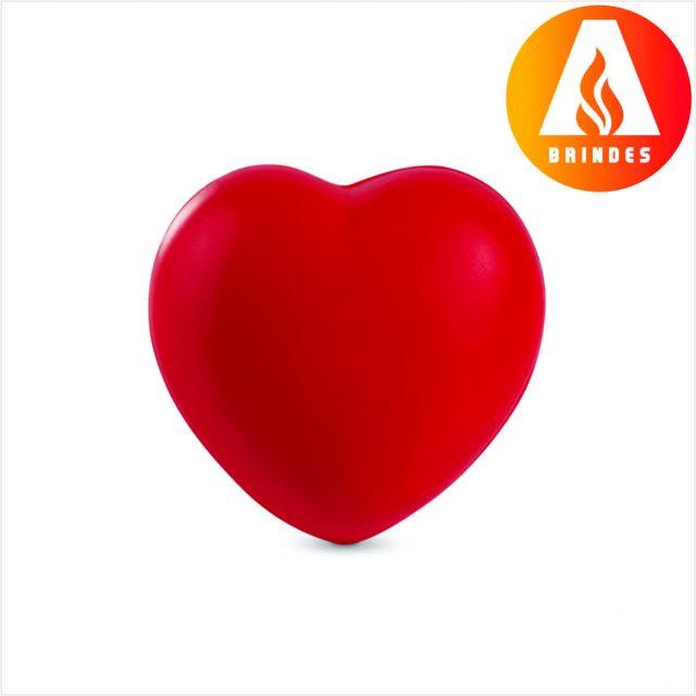 Anti Stress Coração Personalizado