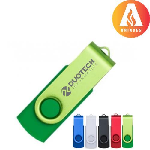 c4650ad88 Pen Drive giratório personalizado