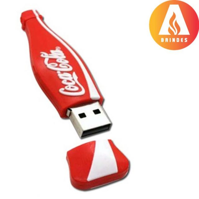 Pen Drive 3d personalizado