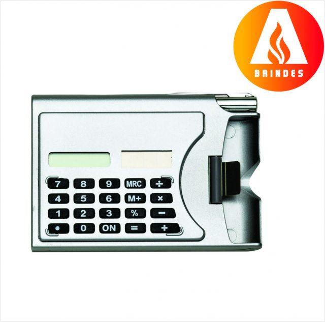 Calculadora Porta Cartão Personalizada