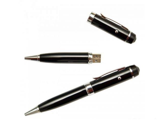 Caneta Pen Drive Laser para brindes