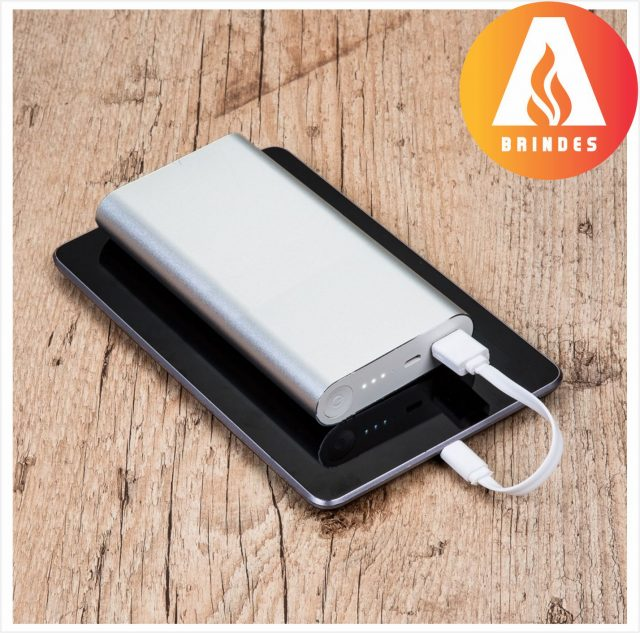 Power Bank Metal para Brindes