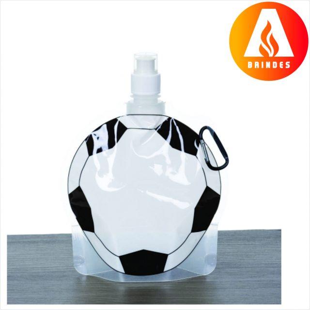 Squeeze dobrável bola de futebol